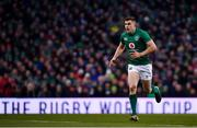 2 February 2019; Garry Ringrose of Ireland during the Guinness Six Nations Rugby Championship match between Ireland and England in the Aviva Stadium in Dublin. Photo by Ramsey Cardy/Sportsfile