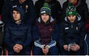 3 February 2019; Suspended Clare player Tony Kelly, centre, looks on during the Allianz Hurling League Division 1A Round 2 match between Clare and Kilkenny at Cusack Park in Ennis, Co. Clare. Photo by Brendan Moran/Sportsfile