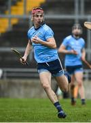 3 February 2019; Danny Sutcliffe of Dublin during the Allianz Hurling League Division 1B Round 2 match between Offaly and Dublin at Bord Na Mona O'Connor Park in Tullamore, Co. Offaly. Photo by David Fitzgerald/Sportsfile