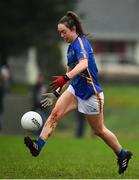 3 February 2019; Caoimhe Condon of Tipperary during the Lidl Ladies Football National League Division 1 Round 1 match between Mayo and Tipperary at Swinford Amenity Park in Swinford, Co. Mayo. Photo by Sam Barnes/Sportsfile