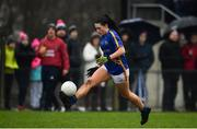 3 February 2019; Ava Fennessy of Tipperary during the Lidl Ladies Football National League Division 1 Round 1 match between Mayo and Tipperary at Swinford Amenity Park in Swinford, Co. Mayo. Photo by Sam Barnes/Sportsfile