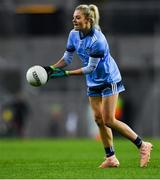 2 February 2019; Nicole Owens of Dublin during the Lidl Ladies NFL Division 1 Round 1 match between Dublin and Donegal at Croke Park in Dublin. Photo by Piaras Ó Mídheach/Sportsfile