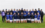 3 February 2019; The Tipperary team ahead of the Lidl Ladies Football National League Division 1 Round 1 match between Mayo and Tipperary at Swinford Amenity Park in Swinford, Co. Mayo. Photo by Sam Barnes/Sportsfile