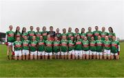 3 February 2019; The Mayo team ahead of the Lidl Ladies Football National League Division 1 Round 1 match between Mayo and Tipperary at Swinford Amenity Park in Swinford, Co. Mayo. Photo by Sam Barnes/Sportsfile