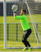 4 February 2019; Conor Kearns during a Republic of Ireland U21 training session at the FAI National Training Centre in Abbotstown, Dublin. Photo by Seb Daly/Sportsfile