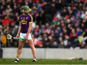 3 February 2019; Conor McDonald of Wexford during the Allianz Hurling League Division 1A Round 2 match between Cork and Wexford at Páirc Uí Chaoimh in Cork. Photo by Eóin Noonan/Sportsfile