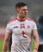 3 February 2019; Conor Meyler of Tyrone after the Allianz Football League Division 1 Round 2 match between Tyrone and Mayo at Healy Park in Omagh, Tyrone. Photo by Oliver McVeigh/Sportsfile