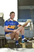 7 February 2019; Tipperary Hurling captain Séamus Callanan during an event organised by Tipperary GAA sponsor Teneo at Semple Stadium in Thurles, Co Tipperary. Photo by Matt Browne/Sportsfile