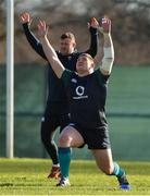 7 February 2019; Tadhg Furlong during Ireland Rugby squad training at Carton House in Maynooth, Co. Kildare. Photo by Brendan Moran/Sportsfile