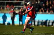 9 February 2019; Darragh Burke of St Thomas' shoots to score a point during the AIB GAA Hurling All-Ireland Senior Championship Semi-Final match between St Thomas' and Ruairí Óg at Parnell Park in Dublin. Photo by David Fitzgerald/Sportsfile