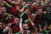 9 February 2019; Kilcummin players celebrate after the AIB GAA Football All-Ireland Intermediate Championship Final match between Kilcummin and Naomh Éanna at Croke Park in Dublin. Photo by Piaras Ó Mídheach/Sportsfile
