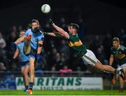9 February 2019; Dean Rock of Dublin is blocked by Jack Sherwood of Kerry during the Allianz Football League Division 1 Round 3 match between Kerry and Dublin at Austin Stack Park in Tralee, Kerry. Photo by Diarmuid Greene/Sportsfile
