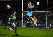 9 February 2019; Paul Mannion of Dublin in action against Paul Murphy of Kerry during the Allianz Football League Division 1 Round 3 match between Kerry and Dublin at Austin Stack Park in Tralee, Co. Kerry. Photo by Diarmuid Greene/Sportsfile