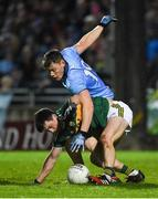 9 February 2019; Paul Murphy of Kerry in action against Con O'Callaghan of Dublin during the Allianz Football League Division 1 Round 3 match between Kerry and Dublin at Austin Stack Park in Tralee, Co. Kerry. Photo by Diarmuid Greene/Sportsfile