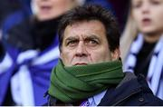 9 February 2019; IRFU Performance Director David Nucifora during the Guinness Six Nations Rugby Championship match between Scotland and Ireland at the BT Murrayfield Stadium in Edinburgh, Scotland. Photo by Brendan Moran/Sportsfile