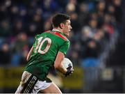9 February 2019; Fionn McDonagh of Mayo during the Allianz Football League Division 1 Round 3 match between Mayo and Cavan at Elverys MacHale Park in Castlebar, Mayo. Photo by Seb Daly/Sportsfile
