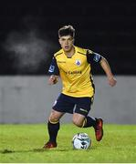 9 February 2019; Sean Brennan of Longford Town during the Pre-Season Friendly match between Longford Town and Sligo Rovers at City Calling Stadium in Longford. Photo by Sam Barnes/Sportsfile