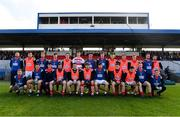 10 February 2019; The Cork Team ahead of the Allianz Football League Division 2 Round 3 match between Clare and Cork at Cusack Park in Ennis, Clare. Photo by Sam Barnes/Sportsfile