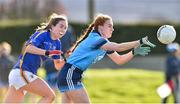 10 February 2019; Lauren Magee of Dublin in action against Caoimhe Comdon of Tipperary during the Lidl Ladies NFL Round 2 match between Tipperary and Dublin at Ardfinnan in Tipperary. Photo by Matt Browne/Sportsfile