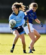 10 February 2019; Rachel Ruddy of Dublin in action against Laura Dillon of Tipperary during the Lidl Ladies NFL Round 2 match between Tipperary and Dublin at Ardfinnan in Tipperary. Photo by Matt Browne/Sportsfile