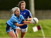 10 February 2019; Ciara McGuigan of Dublin in action against Anna Rose Kennedy of Tipperary during the Lidl Ladies NFL Round 2 match between Tipperary and Dublin at Ardfinnan in Tipperary. Photo by Matt Browne/Sportsfile