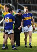 10 February 2019; Tipperary manager Liam Kearns and Liam Casey of Tipperary following the Allianz Football League Division 2 Round 3 match between Tipperary and Donegal at Semple Stadium in Thurles, Tipperary. Photo by Harry Murphy/Sportsfile