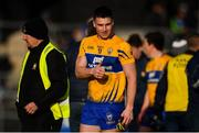 10 February 2019; Jamie Malone of Clare following the Allianz Football League Division 2 Round 3 match between Clare and Cork at Cusack Park in Ennis, Clare. Photo by Sam Barnes/Sportsfile