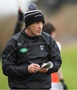 10 February 2019; Armagh manager Kieran McGeeney during the Allianz Football League Division 2 Round 3 match between Meath and Armagh at Páirc Tailteann in Navan, Meath. Photo by Eóin Noonan/Sportsfile