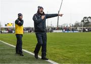 10 February 2019; Galway manager Kevin Walsh during the Allianz Football League Division 1 Round 3 match between Monaghan and Galway at Inniskeen in Monaghan. Photo by Daire Brennan/Sportsfile