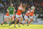 10 February 2019; Greg McCabe of Armagh during the Allianz Football League Division 2 Round 3 match between Meath and Armagh at Páirc Tailteann in Navan, Meath. Photo by Eóin Noonan/Sportsfile