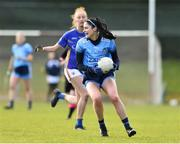 10 February 2019; Olwen Carey of Dublin during the Lidl Ladies NFL Round 2 match between Tipperary and Dublin at Ardfinnan in Tipperary. Photo by Matt Browne/Sportsfile