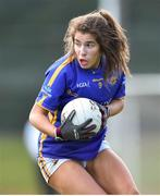 10 February 2019; Elaine Fitzpatrick of Tipperary during the Lidl Ladies NFL Round 2 match between Tipperary and Dublin at Ardfinnan in Tipperary. Photo by Matt Browne/Sportsfile