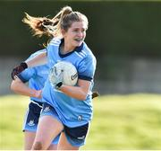 10 February 2019; Martha Byrne of Dublin during the Lidl Ladies NFL Round 2 match between Tipperary and Dublin at Ardfinnan in Tipperary. Photo by Matt Browne/Sportsfile