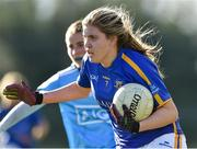 10 February 2019; Cora Maher of Tipperary during the Lidl Ladies NFL Round 2 match between Tipperary and Dublin at Ardfinnan in Tipperary. Photo by Matt Browne/Sportsfile