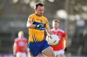 10 February 2019; David Tubridy of Clare during the Allianz Football League Division 2 Round 3 match between Clare and Cork at Cusack Park in Ennis, Clare. Photo by Sam Barnes/Sportsfile