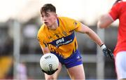 10 February 2019; Darragh Bohannon of Clare during the Allianz Football League Division 2 Round 3 match between Clare and Cork at Cusack Park in Ennis, Clare. Photo by Sam Barnes/Sportsfile
