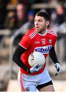 10 February 2019; Luke Connolly of Cork during the Allianz Football League Division 2 Round 3 match between Clare and Cork at Cusack Park in Ennis, Clare. Photo by Sam Barnes/Sportsfile