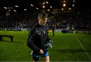 9 February 2019; Michael Fitzsimons of Dublin makes his way out for the Allianz Football League Division 1 Round 3 match between Kerry and Dublin at Austin Stack Park in Tralee, Co. Kerry. Photo by Diarmuid Greene/Sportsfile
