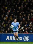 9 February 2019; Brian Howard of Dublin during the Allianz Football League Division 1 Round 3 match between Kerry and Dublin at Austin Stack Park in Tralee, Co. Kerry. Photo by Diarmuid Greene/Sportsfile