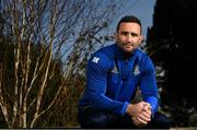 11 February 2019; Dave Kearney poses for a portrait ahead of a Leinster Rugby press conference at Leinster Rugby Headquarters in UCD, Dublin. Photo by Ramsey Cardy/Sportsfile