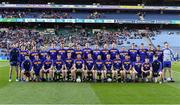 9 February 2019; The Easkey squad before the AIB GAA Football All-Ireland Junior Championship Final match between Beaufort and Easkey at Croke Park in Dublin. Photo by Piaras Ó Mídheach/Sportsfile