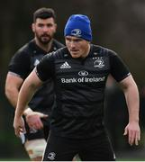 11 February 2019; Peter Dooley during Leinster Rugby squad training at The High School in Rathgar, Dublin. Photo by Ramsey Cardy/Sportsfile