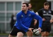 11 February 2019; Conor O'Brien during Leinster Rugby squad training at The High School in Rathgar, Dublin. Photo by Ramsey Cardy/Sportsfile