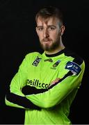 2 February 2019; Conor Kearns during UCD Squad Portraits at the UCD Bowl, Dublin. Photo by Seb Daly/Sportsfile