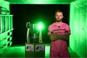 12 February 2019; Jack Doherty of Wexford FC during the launch of the 2019 SSE Airtricity League season at the Aviva Stadium, Lansdowne Road in Dublin. Photo by Stephen McCarthy/Sportsfile