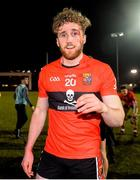 12 February 2019; Ross Donohue of UCC following the Electric Ireland Fitzgibbon Cup Semi-Final match between University College Cork and DCU Dóchas Éireann at the WIT Sports Campus in Carriganore, Waterford. Photo by Harry Murphy/Sportsfile