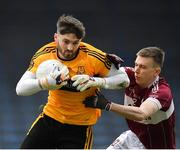 16 February 2019; Shane Murphy of Dr Crokes in action against m12 during the AIB GAA Football All-Ireland Senior Club Championship Semi-Final match between Mullinalaghta St Columba's and Dr Crokes at Semple Stadium in Thurles, Tipperary. Photo by Seb Daly/Sportsfile