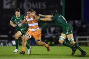 16 February 2019; Jasper Wiese of Toyota Cheetahs is tackled by Ultan Dillane of Connacht during the Guinness PRO14 Round 15 match between Connacht and Toyota Cheetahs at The Sportsground in Galway. Photo by Harry Murphy/Sportsfile