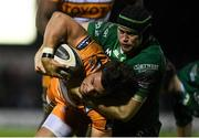 16 February 2019; Nico Lee of Toyota Cheetahs is tackled by Eoin McKeon of Connacht during the Guinness PRO14 Round 15 match between Connacht and Toyota Cheetahs at The Sportsground in Galway. Photo by Harry Murphy/Sportsfile