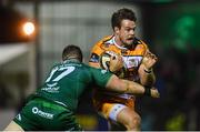 16 February 2019; Nico Lee of Toyota Cheetahs is tackled by Petert McCabe of Connacht during the Guinness PRO14 Round 15 match between Connacht and Toyota Cheetahs at The Sportsground in Galway. Photo by Harry Murphy/Sportsfile